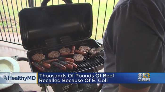 Healthwatch: Feds Recall Thousands Of Pounds Of Raw Meat