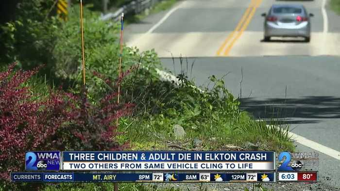 Prince George's County Car Crash Leaves - One News Page [US