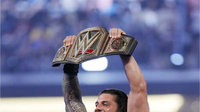 Roman Reigns Is Back, But Not Fighting For Belts