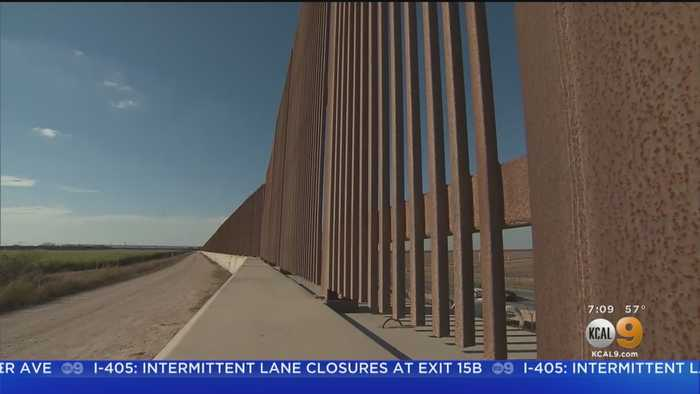 Federal Judge Blocks Trump From Building Sections Of Border Wall