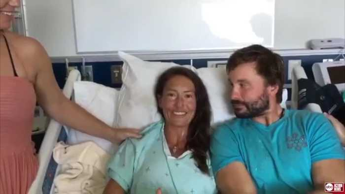 Missing Maui hiker speaks for the first time following rescue