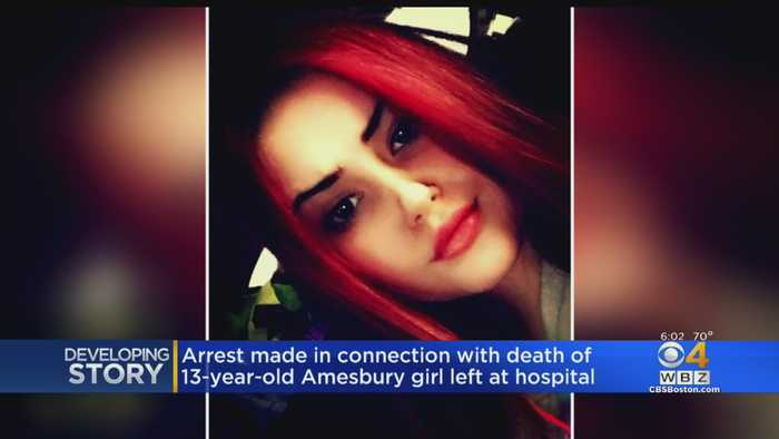 Arrest Made In Connection With Death Of 13-Year-Old Amesbury Girl