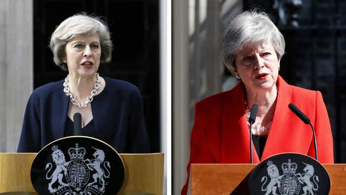 Six Candidates Enter Crowded Field To Replace Prime Minister Theresa May