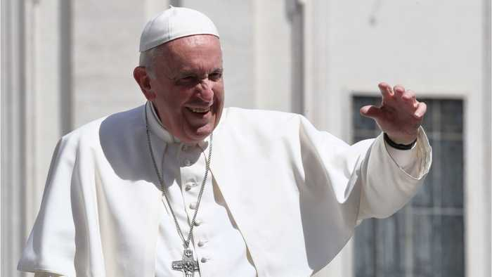 Pope Likens Abortion To 'Hiring Hitman'