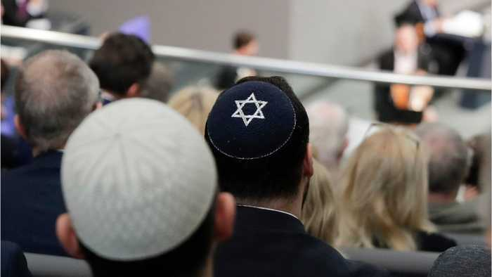 German Jews Told Not To Wear Kippahs In Public