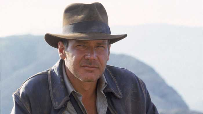 Who Does Harrison Ford Want To Take The Mantle Of Indiana Jones?