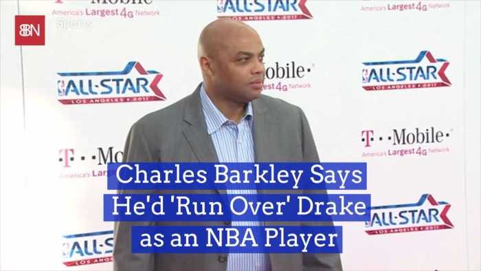 Charles Barkley Wants To Teach Drake A Lesson