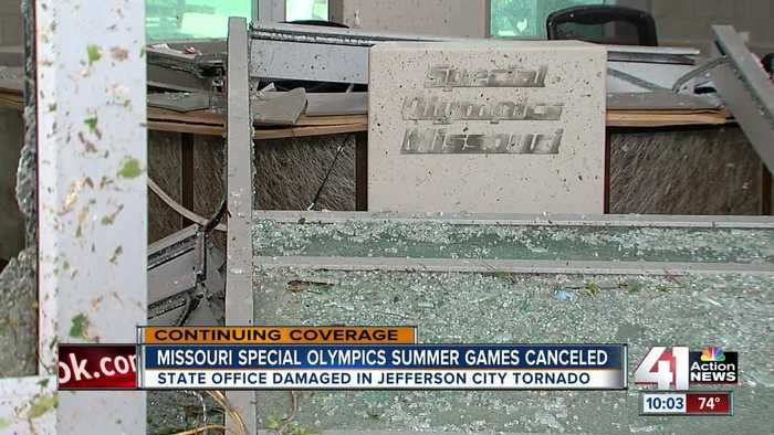 Special Olympics Missouri State Summer Games canceled in wake of Jefferson City tornado