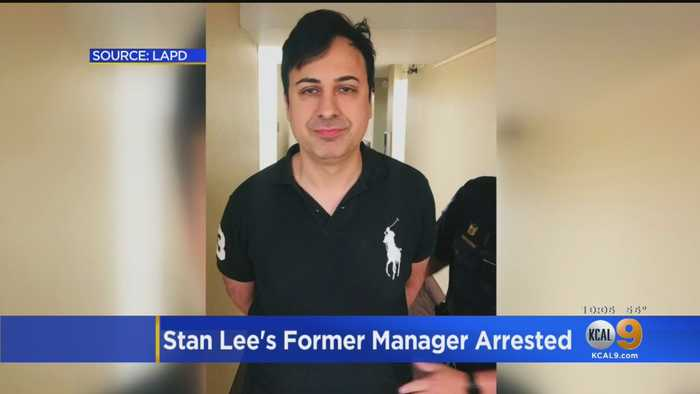 Stan Lee's Former Manager In Handcuffs Following Accusations Of Elder Abuse