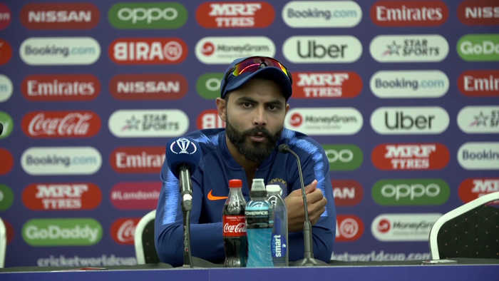 ICC Cricket World Cup 2019: Jadeja defends India after warm-up loss to NZ