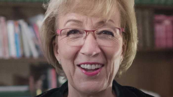 Tory leadership race: Andrea Leadsom