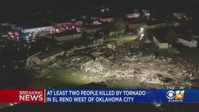 2 Dead After Tornado Tears Through El Reno, Oklahoma