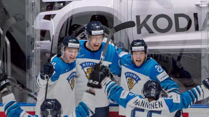 Finland Takes Gold At Exciting World Hockey Championship
