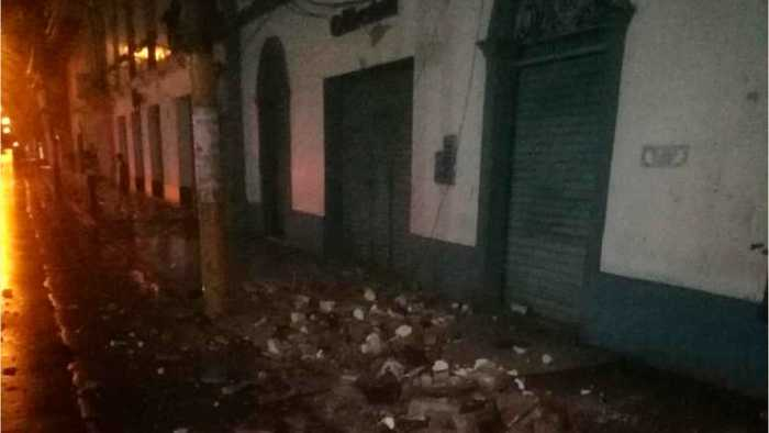 Peru: One dead in in quake
