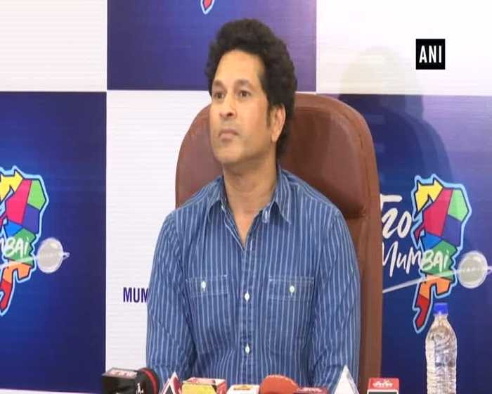 Team India trying to win ICC Cricket World Cup for soldiers is amazing gesture Sachin Tendulkar