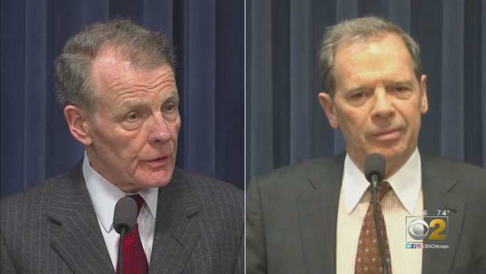 Mike Madigan, John Cullerton Barred From Communion In Springfield Over Abortion Votes