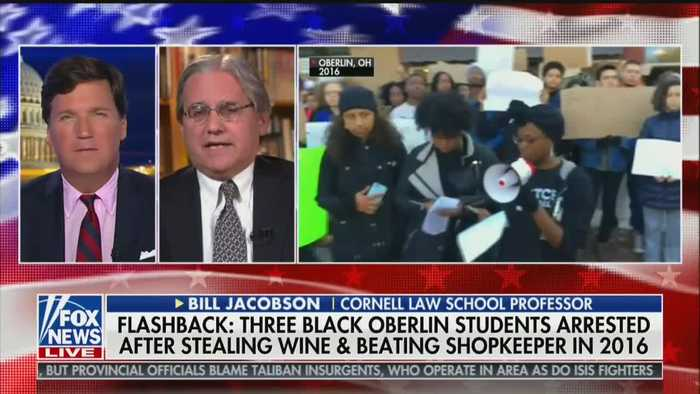 Oberlin College sued by Gibson's Bakery over racial profiling claims