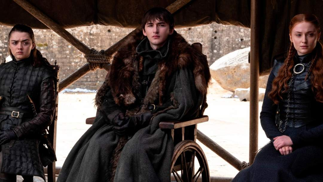 The 'Game Of Thrones' Series Finale Submitted For Best Writing Emmy