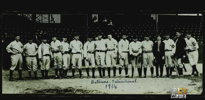 Babe Ruth Orioles Team Photo Fetches $190K At Auction