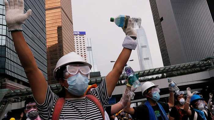 Video explainer: Why are so many people protesting in Hong Kong?