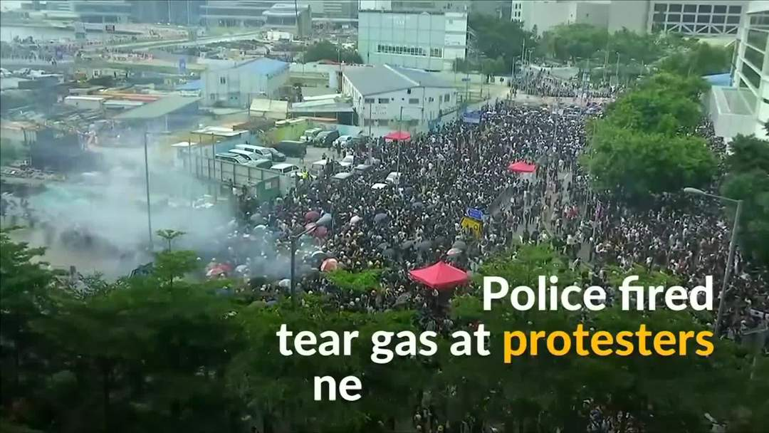 hong kong protest - photo #3
