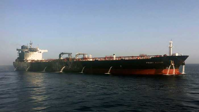 Oil Tanker Attack Leads To Price Surge