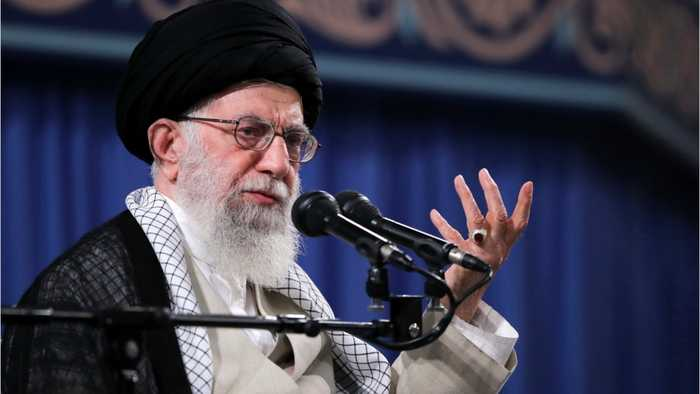 Iran's supreme leader says he has no intention to make or use nuclear weapons