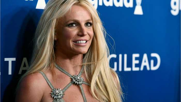 Britney Spears Files Restraining Order Against Sam Lutfi