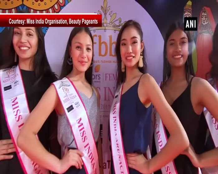 Meet the 8 beauty queens of northeast taking part in FBB Colours Femina Miss India 2019