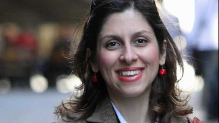 Nazanin Zaghari-Ratcliffe begins new hunger strike