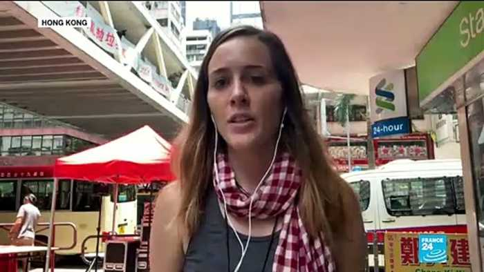 Hong Kong protests update by Erin Hale