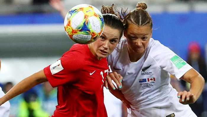 Netherlands and Canada advance to last 16 of FIFA Women's World Cup