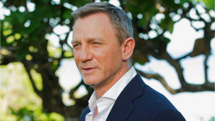 'Bond 25' Hopes To Dispel Worries With Pic Of Daniel Craig Working Out