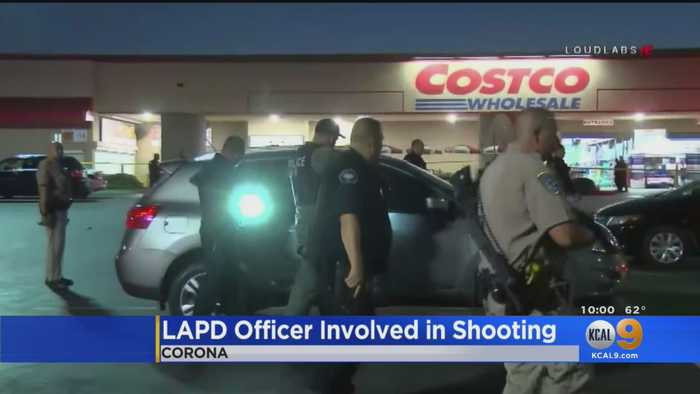 Off-Duty LAPD Office Fatally Shoots Man Inside Corona Costco, Wounds 2 Others