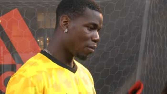 Pogba: Time for a new challenge