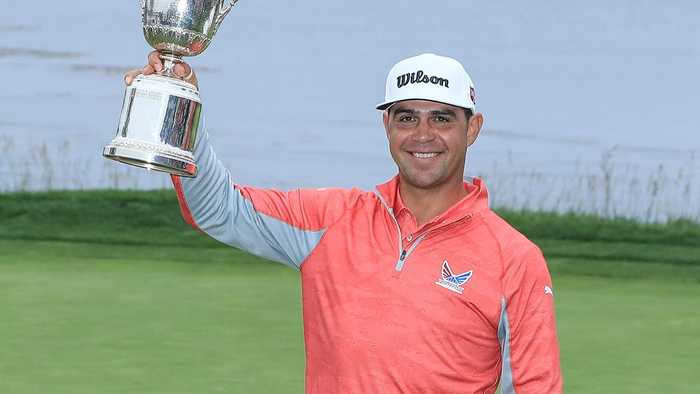 Gary Woodland Sets Record, Holds Off Brooks Koepka for U.S. Open Win