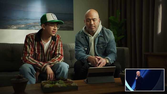 Jo Koy Calls Out His Son For Spending Too Much Time in the Bathroom