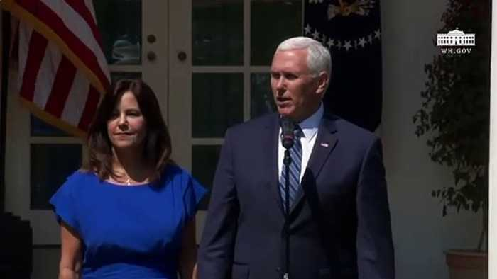 Pence Communications Director Is Leaving White House