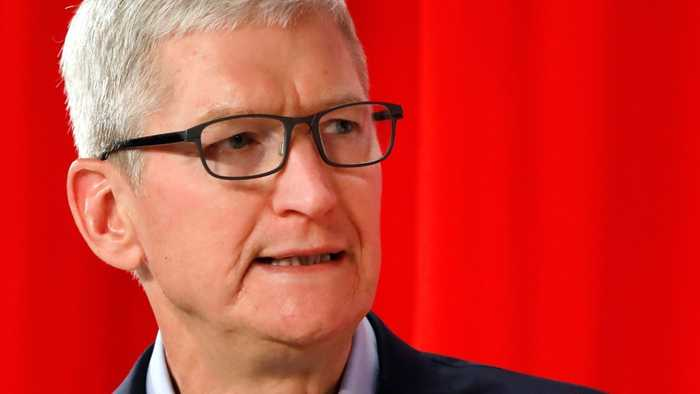 Tim Cook explains the difference between being prepared and being ready