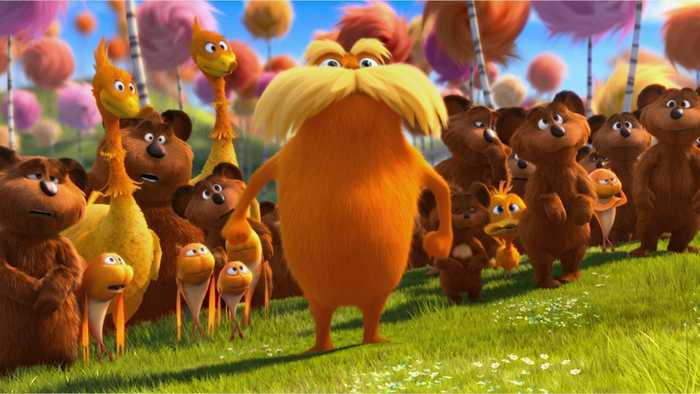 Tree Believed To Be The Inspiration For Dr. Seuss's The Lorax Has Died