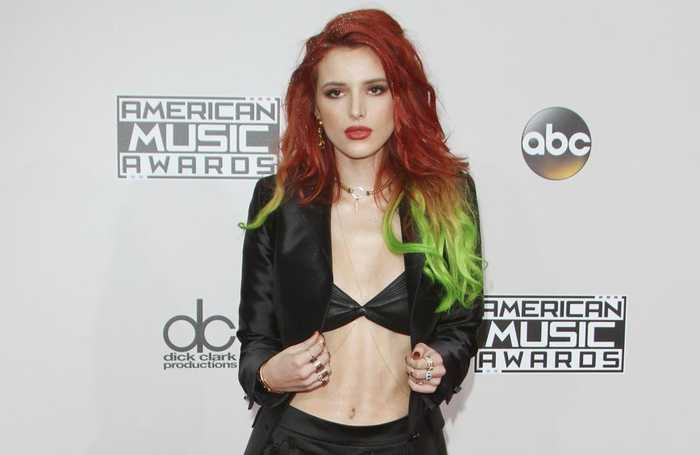 Bella Thorne taught 'hacker' a lesson