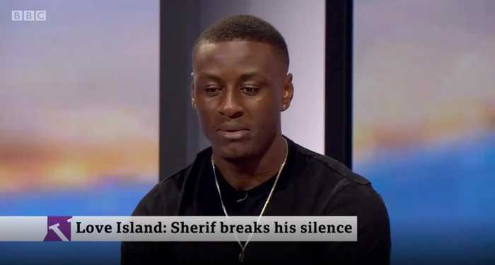 Love Island's Sherif Lanre Speaks Out After Exit