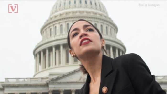 AOC Claps Back at President Trump Over Impeachment and Losing the White House in 2020