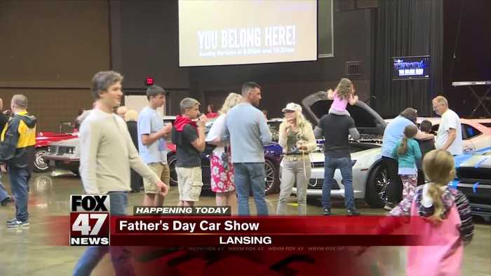 Mount Hope Church hosts 4th Annual Father's Day Car Show