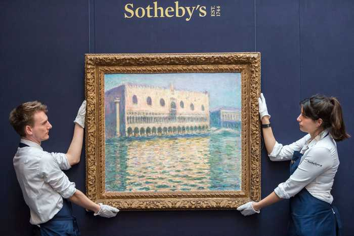 BREAKING: Altice Founder to Take Sotheby's Private for $3.7 Billion