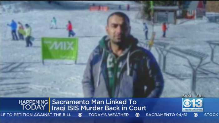 ISIS Leader In Court Today