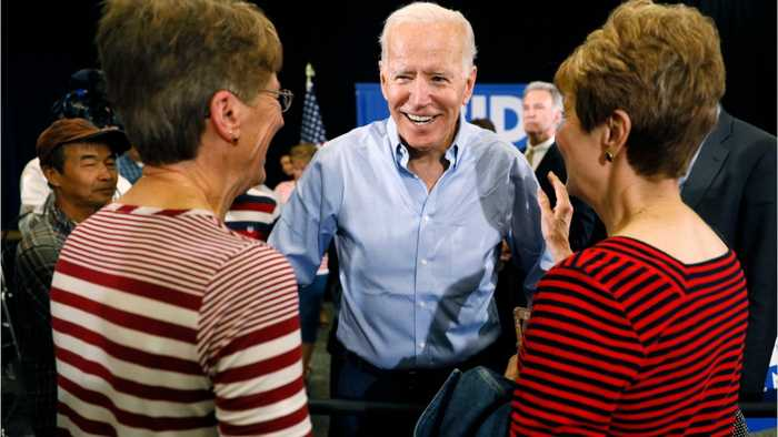 Why Biden Is Ignoring His Rivals