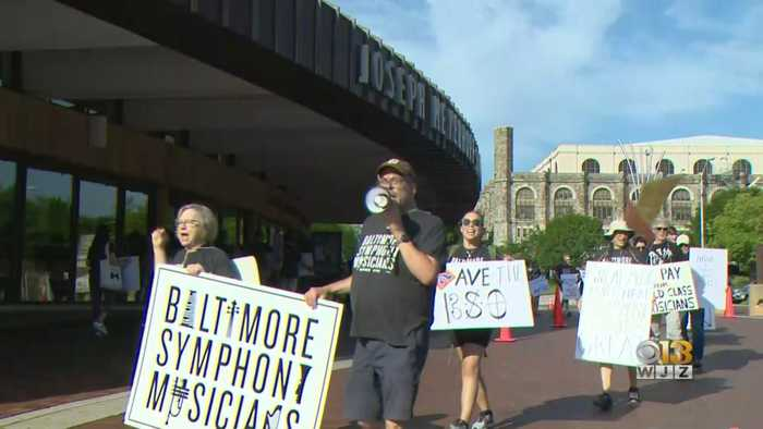 Baltimore Symphony Orchestra Lockout Means No Pay, No Healthcare For Musicians