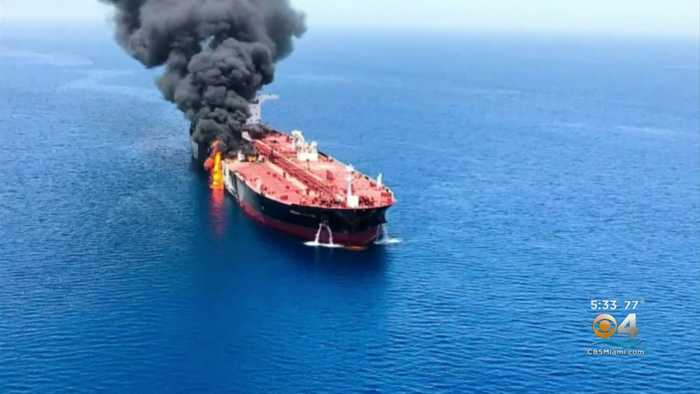 Tensions With Iran On The Rise