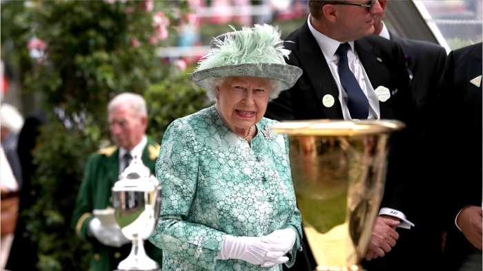 Queen Elizabeth To Lead Royal Procession